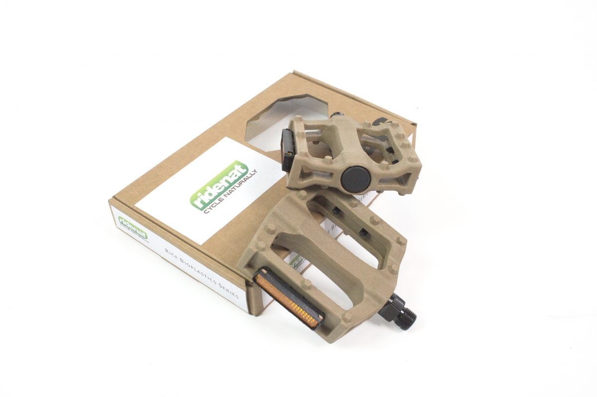 RideNat Gorilla bicycle pedals with packaging